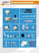 nordson powder coating gun parts replacement