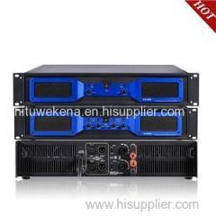 KA Series 2U High Power Amplifier(2CH/4CH)
