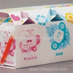 Drinks Paper Box Product Product Product