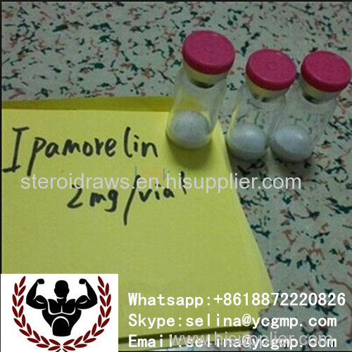Raw Ipamorelin Powder peptide Ipamorelin for Body Growth