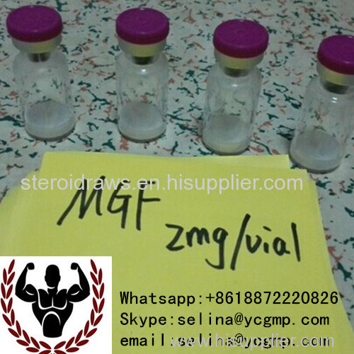 High Purity Steroid Peptide Powder MGF 2mg/vial for Building Body