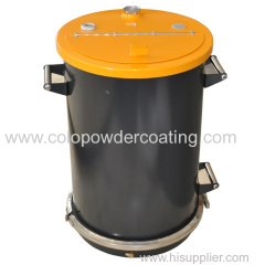 powder coating hopper COLO-62C