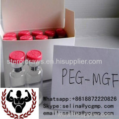 Peg Mgf for Weight Loss Growth Peptides 2mg/Vial Peg-Mgf