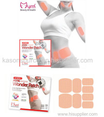 Mymi wonder slim patch for upper body