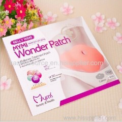 Korea MYMI belly slim patch adobmen treatment weight loss