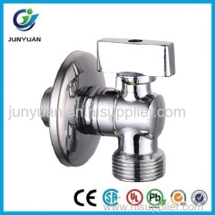 Chrome Plated Brass Angle Valve