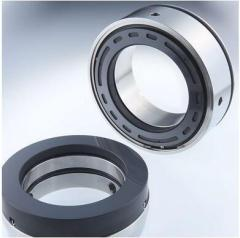 Gas lubricated mechanical seals