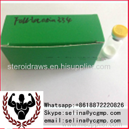 Growth Hormone Peptides Follistatin 344 1mg vial Used For Muscle Growth