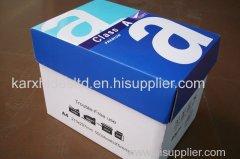 A4 white copy copier paper 70gsm 80gsm 102~106
