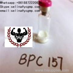 99% Purity 2mg/vial Bpc157 Muscle Building Peptide Hormones Bpc157