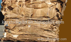 Kraft Mixed OCC 11 Bulk Waste Paper