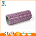 eva/pu grip foam massage yoga roller