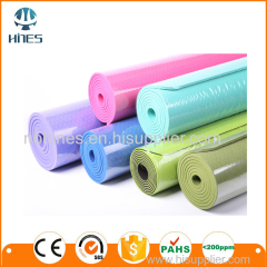 TPE yoga mat 4mm thickness