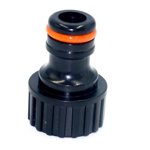 """Plastic 1/2"""" female thread hose pipe tap connector"""