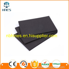 Black eco hot sell eva foam sheet size can be design and thickness can be selected