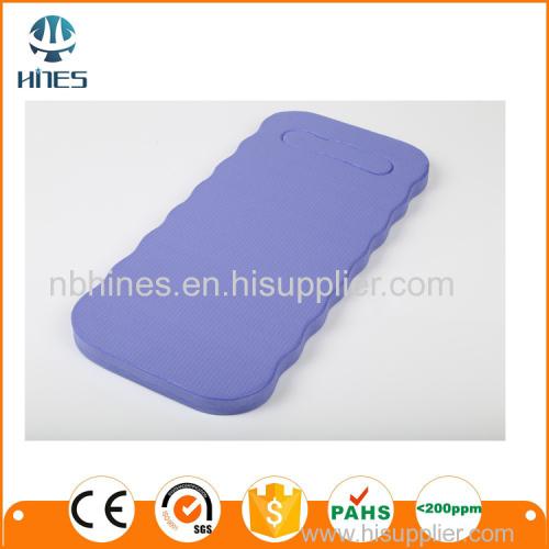 Foam kneeling pad for garden and sitting