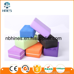 Factory Wholesale EVA Foam Yoga Block