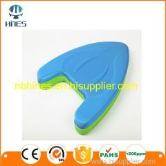 customized colorful swimming float EVA foam kick board