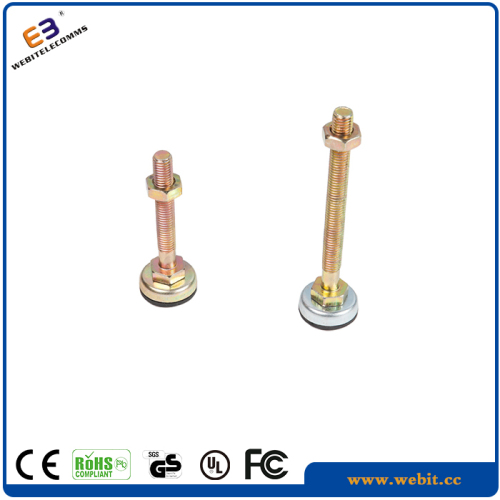 network cabinet adjustable feet
