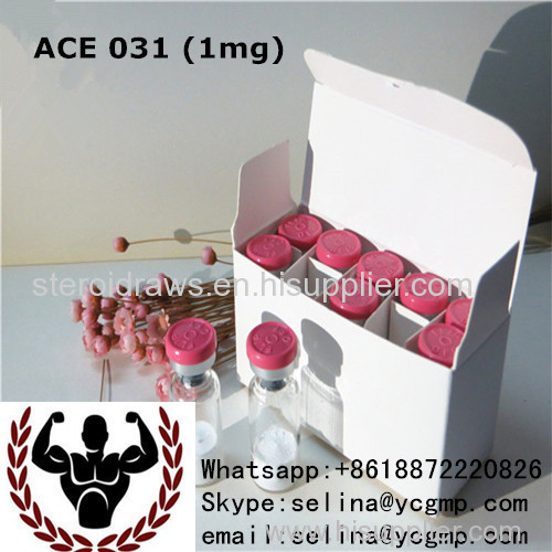 Ace 031 Steroid Hormone Weight Loss Peptides 1mg/Vial Ace 031