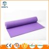 5mm purple pvc custom printed yoga mat