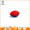 Comfortable different shape any color PU material squeeze rugby ball stress ball with customized