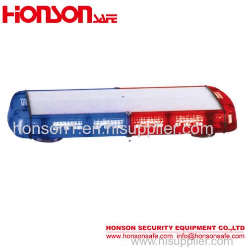 Waterproof 1W LED Low-profile alumimun High Power warning minibar