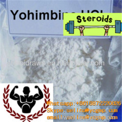 Best Quality Sex Steroid Hormones Yohimbine HCl