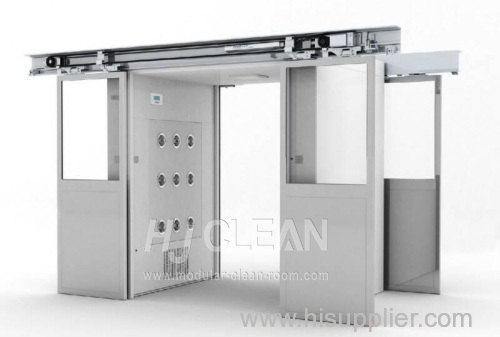 Pharmarceutical Modular Clean room Project