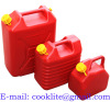 Petrol Fuel Can Plastic Diesel Jerry Can Oil Water Carrier Polyethylene Gasoline Tank Container Gas Canister