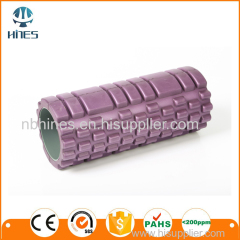 High density yoga roller /Message grid foam roller/Fitness EVA foam roller