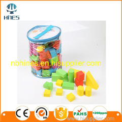 High quality factory direct sell of eva building blocks for kids