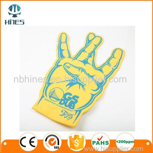 Popular Giant Cheering EVA/Sponge Foam Finger Foam Hand