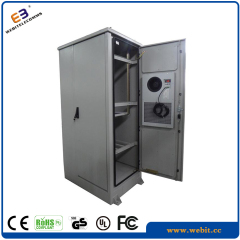 waterproof 19 inch cabinet with 3 rooms