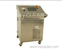 VHP generator sterilisator voor cleanroom / isolator