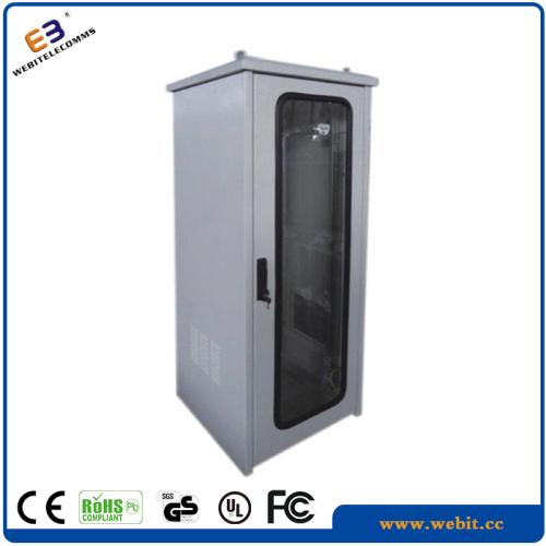Glass door IP55 outdoor cabinet
