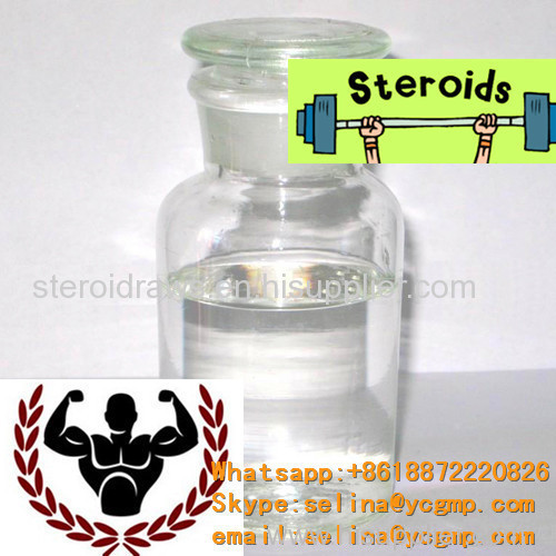 Liquid Organic Solvents Benzyl Alcohol for Dissolve Steroid Powder