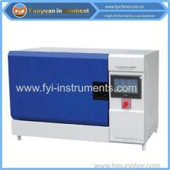 Bench UV Light Accelerated Aging Test Chamber