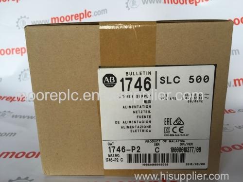 1756PAR2XT Extended Temp AC Redundant Supply Bundle
