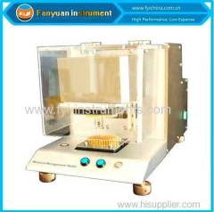 Liquid Moisture Management Tester