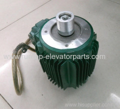 Elevator spare parts door motor AG80FY6 for 300P Schindler elevator