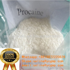 99% Purity Procaine Powder Local Anesthetics for reliving pain