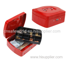 Combination Lock Cash Box