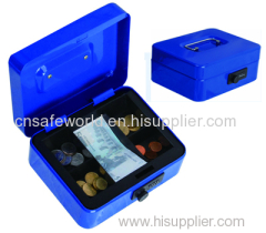 combination lock portable cash box