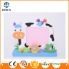 Decorative kids DIY cute eva foam photo frame