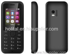 Sell 1.8 inch mini basic cheapest bar elderly phone with dual sim dual standby