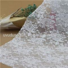 Floral Pattern Lace Fabrics