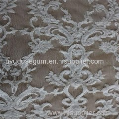 Thread Embroidery Bridal Lace