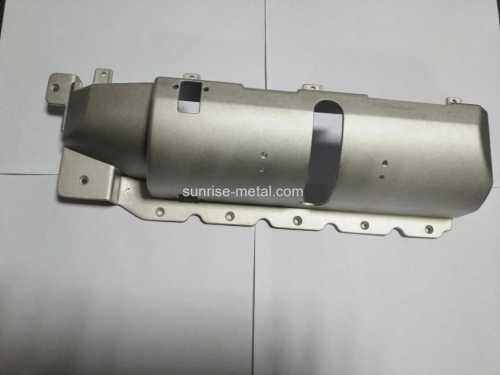 Aluminium die casting for chassis components