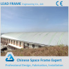 Space frame structure galvanized steel swimming pool roof